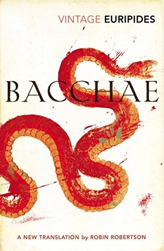 Bacchae (Vintage Classics)