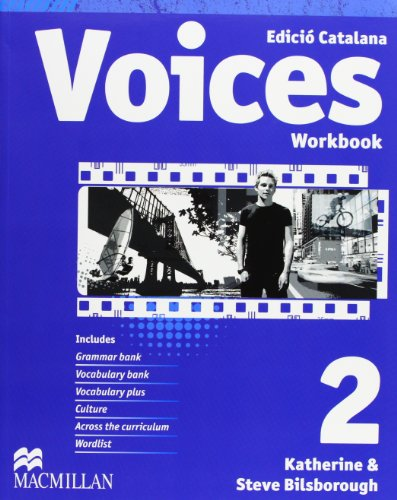 VOICES 2 Wb Pk Cat - 9780230034129