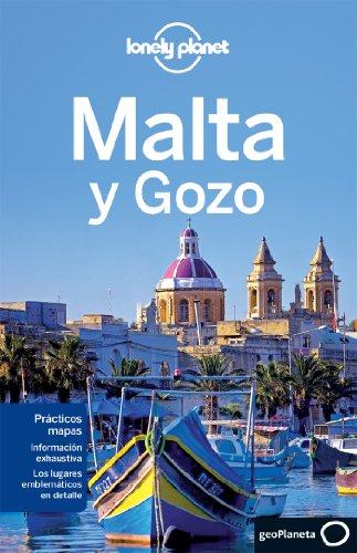 Malta y Gozo 1 (Guías de Ciudad Lonely Planet) por Abigail Blasi