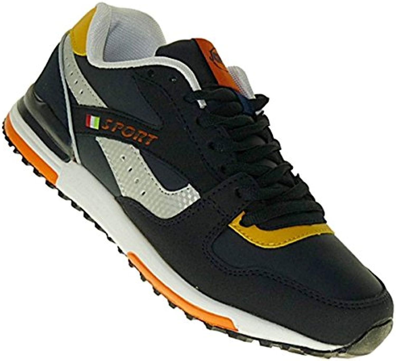 Art 491 Sneaker Schuhe Skater Schnürer Boots Basketballschuhe Neu