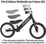 Cruzee – UltraLeicht Laufrad (1,9 kg) fur kinder ab 1.5 bis 5 Jahre - 2