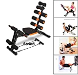 #8: Stvin six pack abs exerciser / six pack machine 20 different mode for exercise and fitness