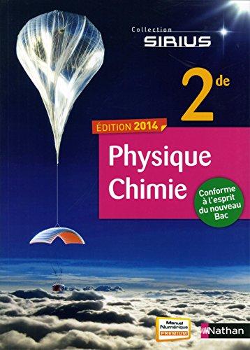 physique-chimie-2de