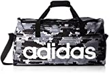 adidas Linear Performance Team-Tasche Sporttasche, Visgre/Black/White, M