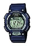 Casio Herren Uhr Digital mit Resinarmband STL-S100H-2A2VEF