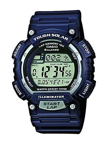 Casio Herren-Armbanduhr XL Collection Digital Quarz Resin STL-S100H-2A2VEF
