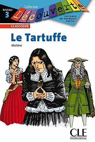 Le Tartuffe - Niveau 3 - Lecture Dcouverte - Livre
