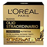 Dermo Expertise Soin Olio Straordinario Crema-Olio Viso Nutritiva - 50 ml