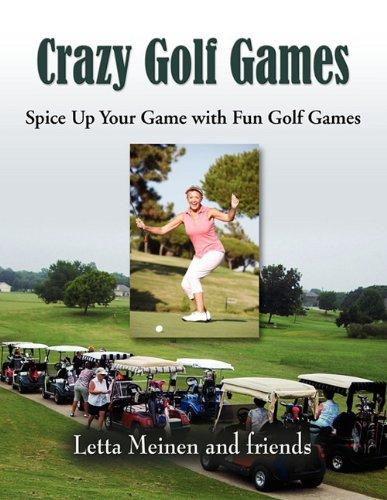 Crazy Golf Games por Letta Meinen