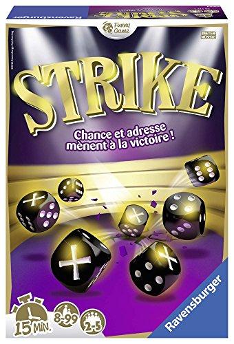 Ravensburger - A1502362 - Jeu De Société - Strike