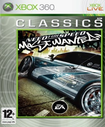 Need for Speed Most Wanted (Xbox 360 Classics) [importación inglesa]
