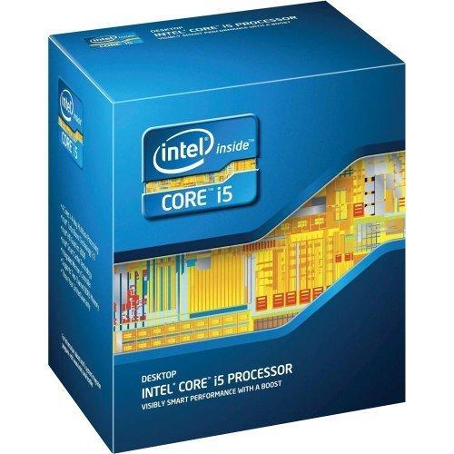 Intel Core i5-3470S Quad-Core Processor 2.9 Ghz 6 MB Cache LGA 1155 – BX80637I53470S