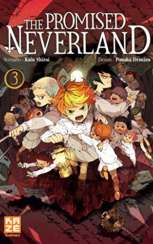 The Promised Neverland T03 par Kaiu Shirai
