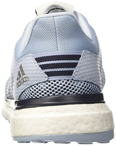 adidas Damen Response + W Laufschuhe Blau (Azusen/plamet/grimed)