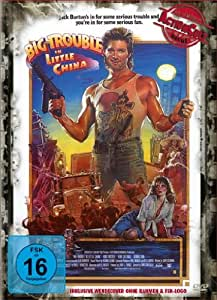 Big Trouble in Little China (Action Cult, Uncut)