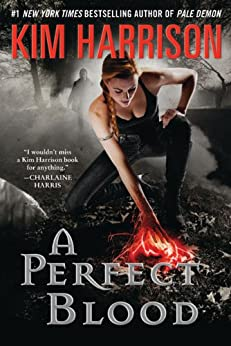 A Perfect Blood (The Hollows) by [Harrison, Kim]