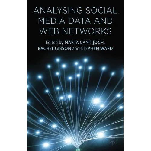 Analyzing Social Media Data and Web Networks (2014-11-19)