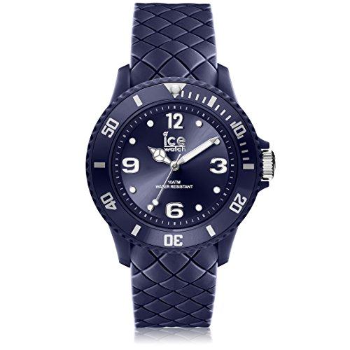 Ice-Watch - ICE sixty nine Twilight blue - Blaue Damenuhr mit Silikonarmband - 007270 (Small)