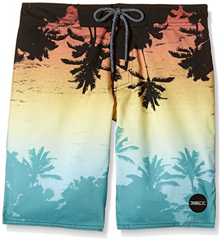 O'Neill Herren PM Tropicool Boardshorts red aop