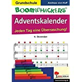 Boomwhackers-Adventskalender: Jeden Tag eine musikalische Überraschung