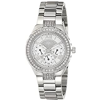 Reloj de pulsera para mujer Guess Viva acero (W0111L1) tamaño uno cm