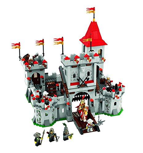 LEGO Kingdoms 7946 - El castillo rey [versión inglés]