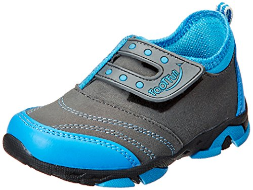 Foot Fun (from Liberty) Boy's Champ-12 Boat Shoes