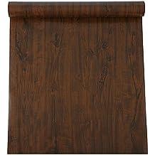Amazon.es: vinilos madera rustica