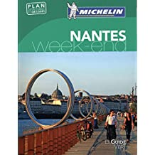 Guide Vert Week-End Nantes Michelin