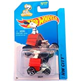2015 Hot Wheels Snoopy with Dog House Car Peanuts Charlie Brown Charles Schulz * Vehicle #59/250 by Hot Wheels