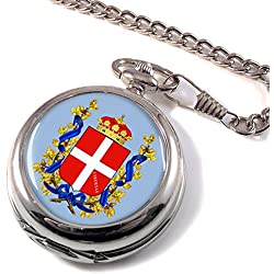 Como (Italy) Full Hunter Pocket Watch