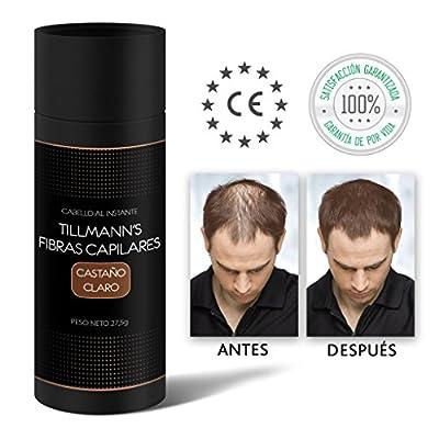 Tillmann?s Fibras Capilares Castaño