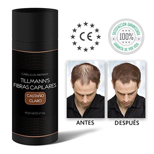 Tillmann's Fibras Capilares Castaño Claro 27