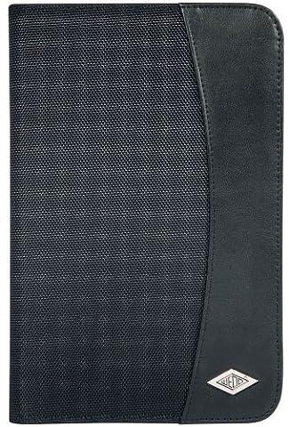 Wedo 585801 Schreibmappe (A5, elegance) schwarz