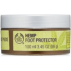 The Body Shop Hemp Foot Protector, 3.45 Ounce