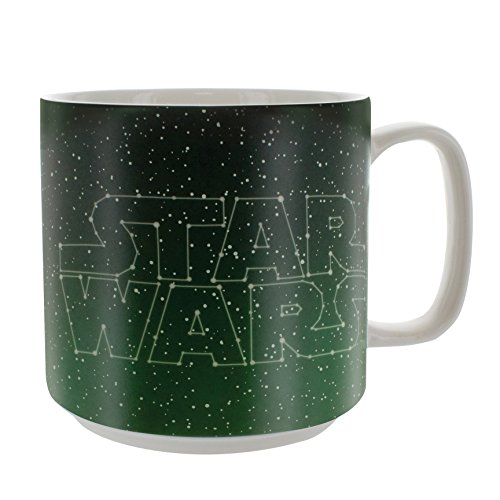 Star Wars Constellation Heat Change Mug, Keramik, Multi, 9 x 12 x 9 cm -