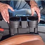 #8: EASY4BUY CAR Seat Gap Organizer Shelving Car Cup Phone Mug Drink Holder