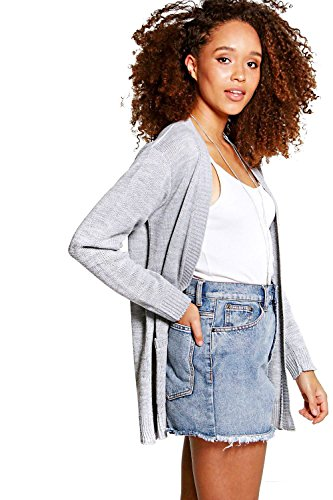 Chameau Femmes Sofia Edge To Edge Cardigan With Pockets Chameau