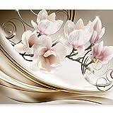 murando - Fototapete 350x256 cm - Vlies Tapete - Moderne Wanddeko - Design Tapete - Wandtapete - Wand Dekoration - Blumen b-A-0222-a-b