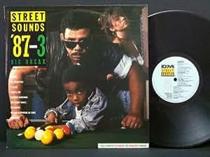 Street Sounds 87-3 Big Break [VINYL] (1987)