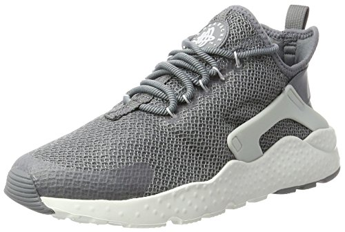 low priced 864b0 e2626 Nike Air Huarache Run Ultra, Zapatillas para Mujer, Gris (Cool Grey   Pure  Platinum   Summit White) ...
