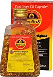 Merck SevenSeas Original Cod liver Oil Capsules- 500 Pieces