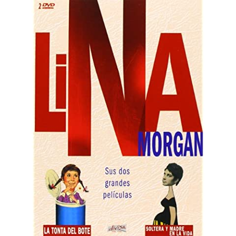 Lina Morgan Pack 2 Titulos