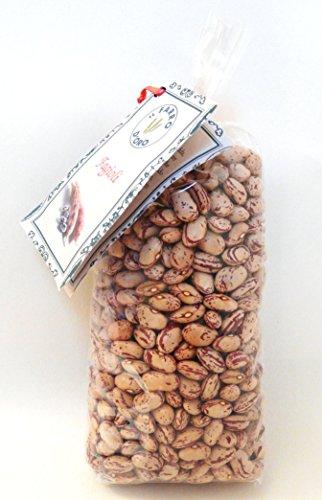 Organische Getrocknete Borlotti bohnen aus Italien - FAGIOLI 1Kg (2 x 500g)