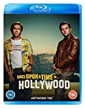 Once Upon a Time in Hollywood [Blu-ray] [2019] [Region Free]