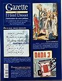 Telecharger Livres GAZETTE DE L HOTEL DROUOT LA No 3 du 17 01 1997 ART DE L ISLAM TABLEAUX ORIENTALISTES CATON NASRIDE LUCAS HORENBOUT II DADAISME SURREALISME TCHEQUE FUTURISME ECRIVAINS DU 20EME (PDF,EPUB,MOBI) gratuits en Francaise