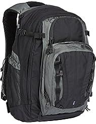 5.11 #56961 COVRT18 Backpack - 56961-021-Asphalt/Black-1 SZ-, 1 Size, asfalto/negro