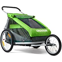 Croozer Rain Cover for 2 Child by Croozer