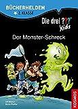 Die drei ??? Kids, Bücherhelden, Der Monster-Schreck (drei Fragezeichen Kids)