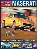 Maserati : Technik - Fahrberichte - Tests - Vergleichstests (auto motor und sport spezial)